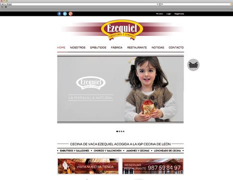 Diseño web - Indiproweb - Ezequiel