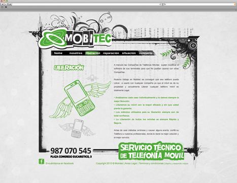 Diseño web - Indiproweb - Mobitec.es